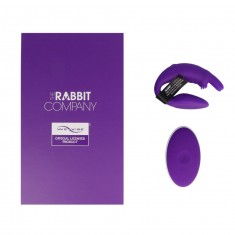 THE COUBLES RABBIT COMPANY PURPLE WIRLESS