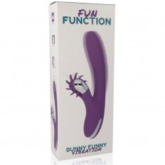 FUN FUNCTION BUNNY FUNNY VIBRATION 2.0