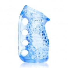 FLESHSKINS BLUE ICE WITH CASE