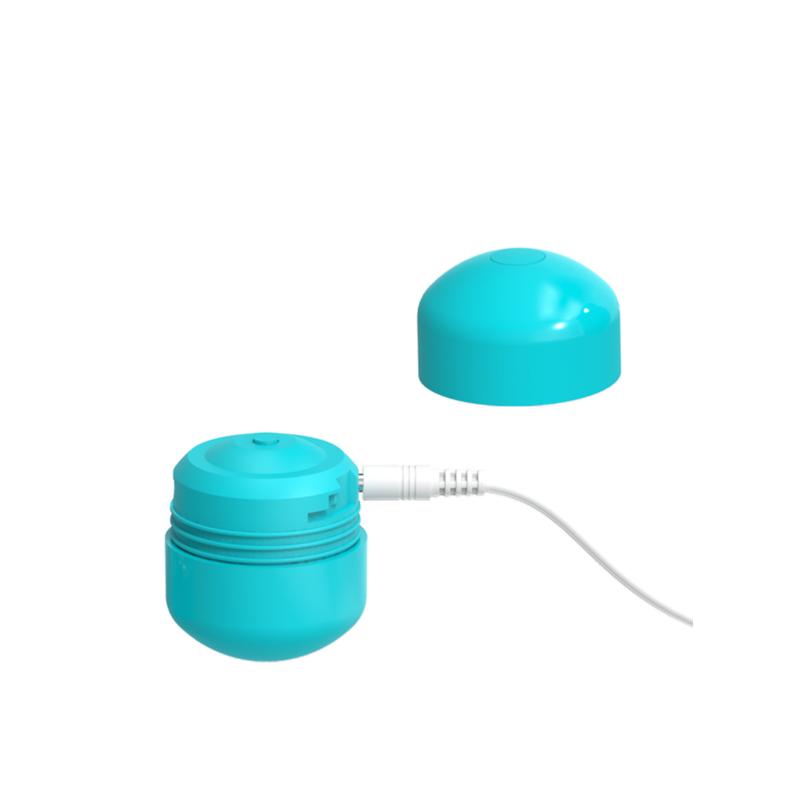 ML CREATION  CUTE BULLET POWERFULL RECARGEABLE USB - 1