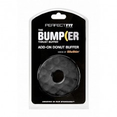 PERFECT FIT DONUT CUSHION FOR THE BUMPER BLACK