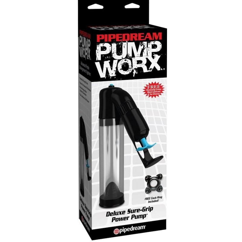 PUMP WORX DELUXE SURE-GRIP POWER PUMP - 1