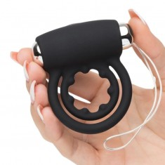 FIFTY SHADES RELENTLESS VIBRATIONS REMOTE CONTROL LOVE RING