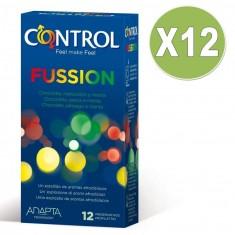 CONTROL FUSSION PACK 12 X 12 UNITS - 1