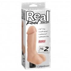 REAL FEEL LIFELIKE TOYZ NR 2 FLESH - 1