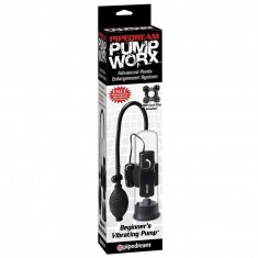 PUMP WORX BEGINNERS VIBRATING SUCTION-CUP PUMP - 1