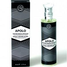SECRETPLAY APOLO MALE PERFUME WITH PHEROMONES 50 ML