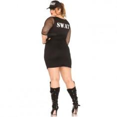 LEG AVENUE SWAT OFFICER PLUS SIZE 1X/2X