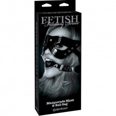 FETISH FANTASY LIMITED EDITION NASQUERADE MASK & BALL - 1