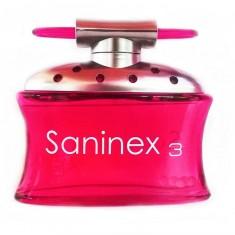 SANINEX 3 SCENT PERFUME WITH PHEROMONES UNISEX 100 ML - 1