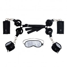 FIFTY SHADES OF GREY BED RESTRAINTS KIT - 1