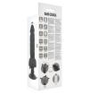 BASECOCK REALISTIC BENDABLE REMOTE CONTROL BLACK 20 CM - 1