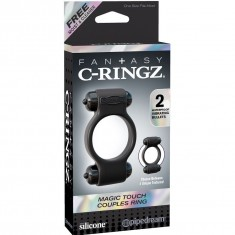 FANTASY C-RINGZ MAGIC TOUCH COUPLES RING - 1