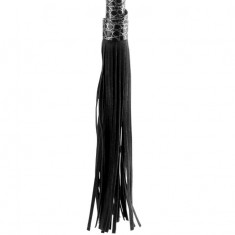 FETISH FANTASY SERIES DESIGNER FLOGGER BLACK