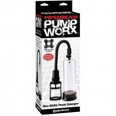 PUMP WORX MAX-WIDTH PENIS ENLARGER - 1