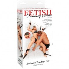 FETISH FANTASY SERIES BEDROOM BONDAGE KIT - 1