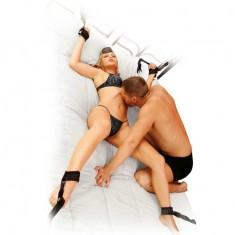 FETISH FANTASY SERIES BEDROOM BONDAGE KIT - 2
