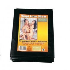 VINYL LOVE SHEET NOIR - 1