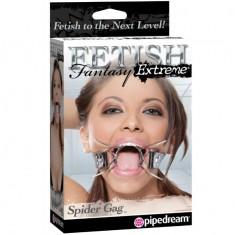 FETISH FANTASY EXTREME SPIDER GAG - 1