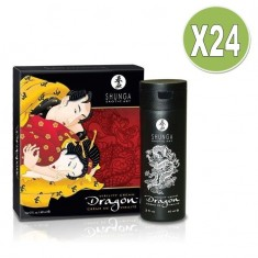 SHUNGA DRAGON VIRILITY CREAM, PACK 24 UDS