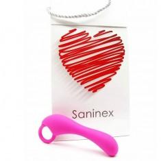 SANINEX STIMULATOR DUPLEX ORGASMIC ANAL SEX UNISEX PINK