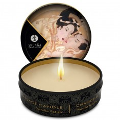 MINI CARESS BY CANDLELIGHT MASSAGE CANDLE + DISPLAYS