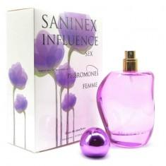PERFUME WOMAN PHEROMONES SANINEX INFLUENCE SEX. - 1