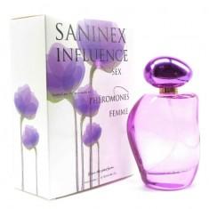 PERFUME WOMAN PHEROMONES SANINEX INFLUENCE SEX. - 2