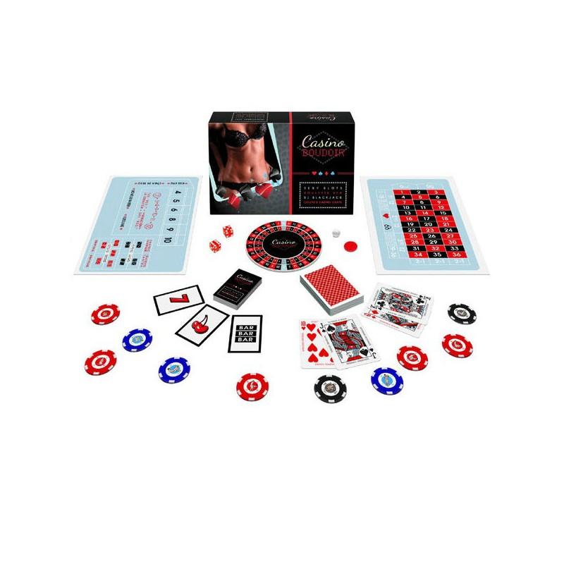 CASINO BOUDOIR COUPLES GAMES ES/EN/DE/FR - 1
