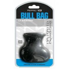 PERFECT FIT BULL BAG XL  BLACK
