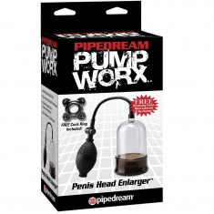 PUMP WORX PENIS HEAD ENLARGER - 1