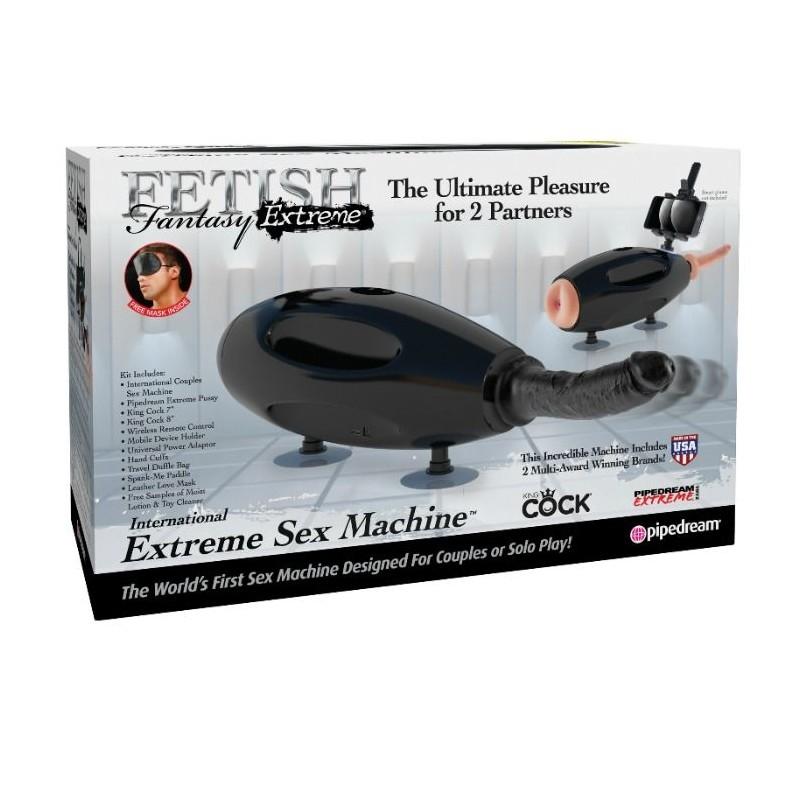 FETISH FANTASY EXTREME INTERNATIONAL EXTREME SEX MACHINE - 1