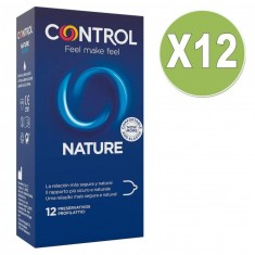 CONTROL NATURE 12 UNIT PACK 12 UNITS