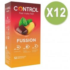 CONTROL FUSSION 12 UNIT PACK 12UDS