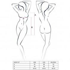 PASSION WOMAN AKKIE SET NURSERY COSTUME L/XL