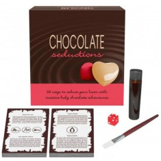 KHEPER GAMES - CHOCOLATE SEDUCTIONS ES/EN/FR/DE - 1
