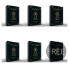 SECRET ROOM PLEASURE KIT GOLD LEVEL 2 PACK 5+1 FREE - 1