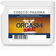ORGASM XTRA FOR MEN 60 TABS - 1