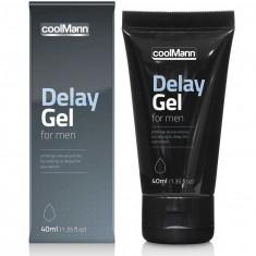 COOLMANN DELAY GEL 40ML - 1