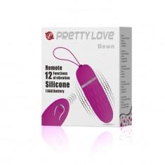 PRETTY LOVE FLIRTATION - VIBRATING EGG DAWN - 8