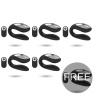 BRILLY GLAM WE LOVE  FOR PARTNERS BLACK REMOTE CONTROL 5+1 FREE - 1
