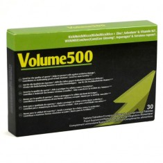 VOLUME 500 INCREASE THE QUANTITY AND QUALITY OF SPERM - 1