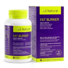 XS NATURAL FAT BURNER FAT BURNING WEIGHT LOST SUPPLEMENT - 1