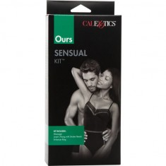 CALEX OURS SENSUAL KIT - 1