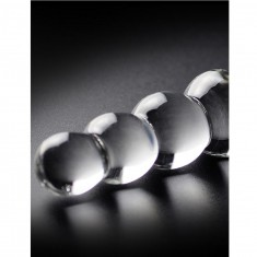 ICICLES NUMBER 2 HAND BLOWN GLASS MASSAGER - 1