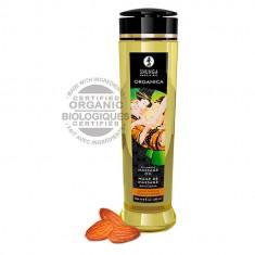 SHUNGA KISSABLE MASSAGE OIL ORGANICA 240ML - 1