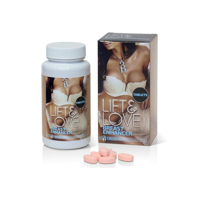 3B LIFT&LOVE BREAST ENHANCE 90 TABS - 1