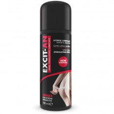 LUXURIA EXCIT-AN HIBRID SILICONA & WATER 100ML - 1