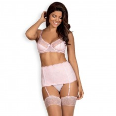 OBSESSIVE - GIRLLY SET THREE PIECES S / M - 1