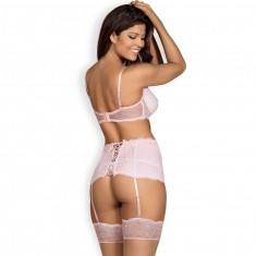 OBSESSIVE - GIRLLY SET THREE PIECES S / M